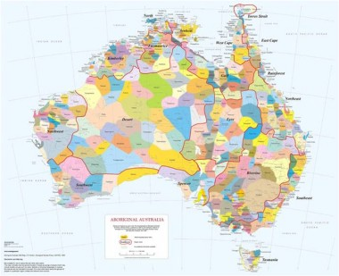 Map Of Australia 60000 Years Ago.Our Culture Sections Share Our Pride